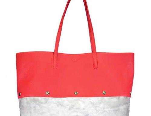着せ替えトートバッグ「PIECE」Cherry × Marshmallow
