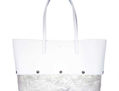 着せ替えトートバッグ「PIECE」Milk × Marshmallow