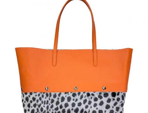 着せ替えトートバッグ「PIECE」Pumpkin × Animal