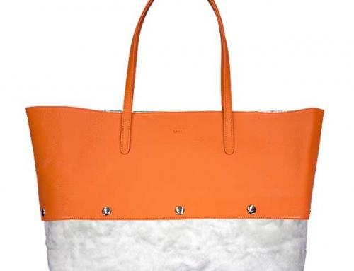 着せ替えトートバッグ「PIECE」Pumpkin × Marshmallow