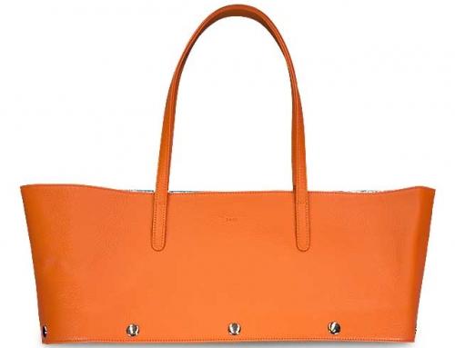 トートバッグ着せ替え用トップパーツ Pumpkin