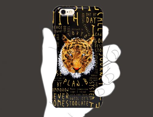 「The Tiger」| iPhoneケース | Plan bシリーズ