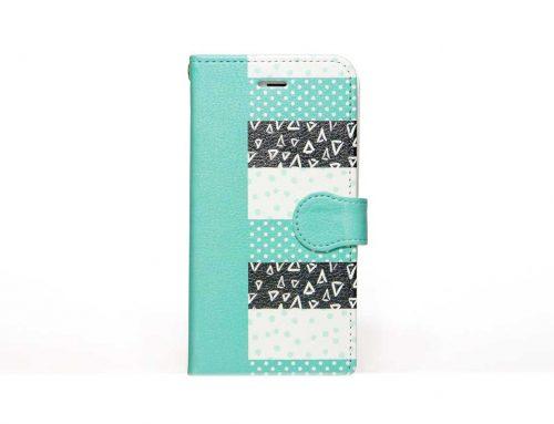 「Mint」| 手帳型iPhoneケース | Plan bシリーズ